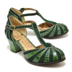 If I had gobs of money, I would probably buy Miss L Fire's entire stock of shoes.