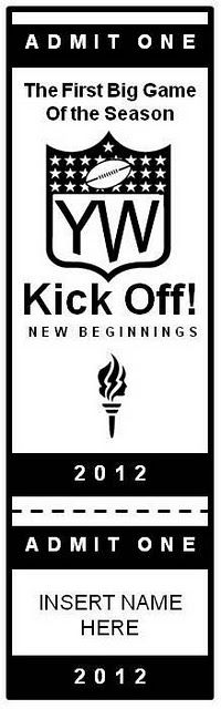 Kick Off! to New Beginnings - @Kathy Robinson