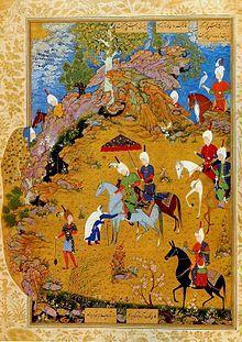 Персидская живопись - это... Что такое Персидская живопись?