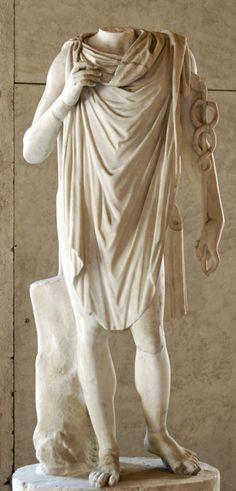 Griechische Antike - Chlamys