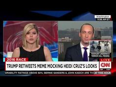 CNN anchor tries to patiently explain to Trump spox that Melania ad had nothing to do with Cruz » The Right Scoop -
