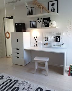 12 IKEA tricks for the IKEA tricks for the room. 12 IKEA hacks for the room. Ikea Hacks Furniture Ideas Kids room House loft bed building instructions (IKEA Hack) and some Girl Room, Girls Bedroom, Bedroom Decor, Boy Bedrooms, Modern Bedroom, Bedroom Ideas, Master Bedroom, Ikea Kids, Playroom Organization
