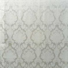 Tablecloth, Ecru Damask