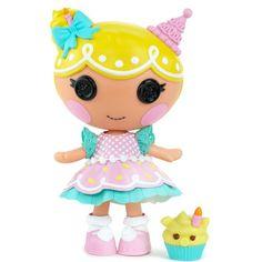 Amazon.com: Lalaloopsy Sugary Sweet Littles Doll- Wishes Slice O' Cake: Toys & Games