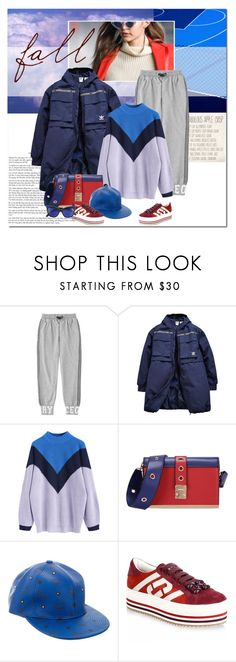 """""""Totally my style"""" by undici ❤ liked on Polyvore featuring adidas Originals, MCM, Marc Jacobs and Pared"""