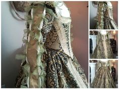 Elegant Renaissance Gown ~ Love renaissance gowns! Cosplay / Costuming / Costume