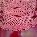 "Summer flies  tuto sur le blog: ""yes we shawl"""