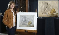 Painting bought for by collector who was told it was created by an artist who taught Winston Churchill is a FAKE, experts reveal William Nicholson, Glass Jug, English Artists, Winston Churchill, Art World, Articles, Stuff To Buy, Painting, Painting Art