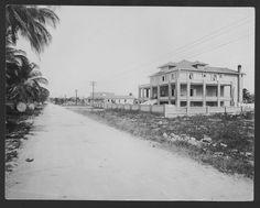 Ashford avenue houses, Condado, Puerto Rico