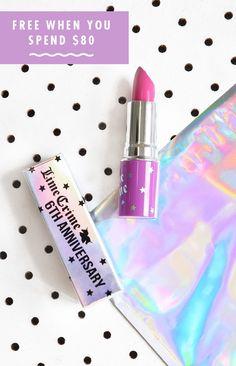 Lime Crime Countessa Fluorescent Lipstick
