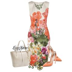 4/12/14 by longstem on Polyvore featuring Brahmin, Alexis Bittar, Vintage America and Givenchy