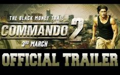 Video : Commando 2 Official Trailer Released !! Watch Now