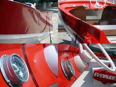 1950S Boats With Fins | 50s Lone Star Aluminum Boat | The Incredible Lightness of Seeing