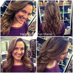 Fall haircolor, warm tones, hand-painted, balayage, long hair, long layers.brunette.