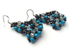 Náušnice - Náušničky - 4836671_ Drop Earrings, Jewellery, Fashion, Jewelery, Moda, La Mode, Jewlery, Fasion, Fashion Models