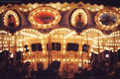 Obsessed with Carousels