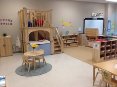Facility - Rise School of Austin Preschool Layout, Preschool Set Up, Childcare Rooms, Montessori Classroom, Fun Activities For Kids, Playroom Ideas, Child Care, Lofts, Kobe