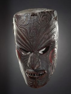 Access information on more than objects in Te Papa's collections. Get up close to our collections through collected specimens and thousands of zoomable images. Tribal Drawings, Tribal Art, Maori Face Tattoo, Ohm Tattoo, Maori People, Polynesian Art, Tiki Art, New Zealand Art, Hawaiian Art