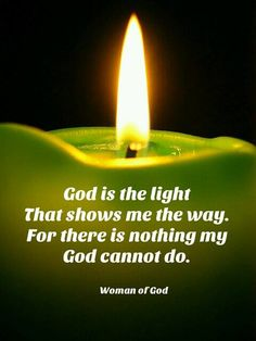 God is the light. Jesus Quotes, Faith Quotes, Life Quotes, Qoutes, Light Of Life, Light Of The World, Prayer Partner, Christian Facebook, Inspirational Words Of Wisdom