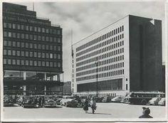 Helsinki, Vintage Postcards, Finland, Skyscraper, Past, Multi Story Building, History, Board, Historia