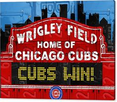 #cubs #win ! http://fineartamerica.com/weeklypromotion.html?promotionid=137817 … #cubswin @FineArtAmerica #Score one of 10 limited edition prints.