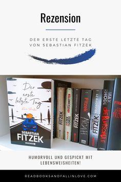Worum geht es? Livius ist auf dem Weg von München nach Berlin. Wegen eines Schneesturms wird aber sein Flug abgesagt. Bei der Autovermietung herrscht das pure Chaos und er landet in einer Fahrgemeinschaft mit Lea. Lea ist wild und exzentrisch und mit ihr beginnt für Livius ein Roadtrip Abenteuer. Ein Abenteuer, dass ein Leben verändert. #rezension #keinthriller #sebastianfitzek #buchblogger #büchertipp Roadtrip, Humor, Berlin, Cover, Books, Car Rental, Eccentric, Adventure, Book