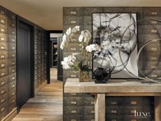 An Eclectic Oceanfront Fort Lauderdale Condo with Rustic Interiors | LuxeWorthy - Design Insight from the Editors of Luxe Interiors + Design