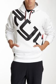 RYU Signature Pullover Hoodie by Respect Your Universe