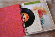 wire bound journal