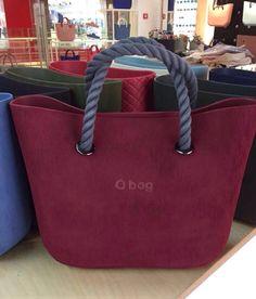 o bag mini brush bordeaux O Bag, Fashion Bags, Womens Fashion, Michael Kors Jet Set, Designer Handbags, Burberry, Oclock, Wallet, Purses