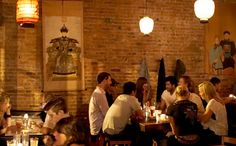 Barrio Chino - combines delectable Mexican food with Asian decor - Lower East Side NYC