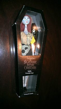 Sally Poseable Doll From The Nightmare Before Christmas * I want this *