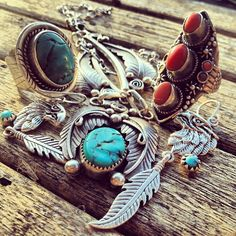 I really love turquoise!