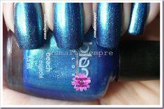 esmalte nacional beach blant colors efeitos especiais + mesquita azul colorama misteriosa turquia Brazilian Nail Polish #nailpolish #esmaltesempre