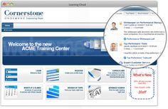 The Cornerstone Learning Cloud