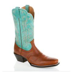 Ariat boots!