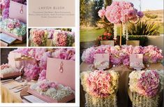 Featured on South Asian Bride Magazine: Pink and Gold tabletop | San Diego Wedding Blog