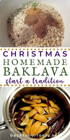 Baklava is a Christmas tradition at our house. It's crispy and sweet and nutty and just pretty amazing. Let me walk you through how to make this Greek favorite. Your friends and family will be glad you did! Other Recipes, Real Food Recipes, Snack Recipes, Dessert Recipes, Dishes Recipes, Easter Recipes, Greek Recipes, Fudge, Greek Baklava