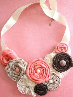 I love this for a sweet baby girl head band!!