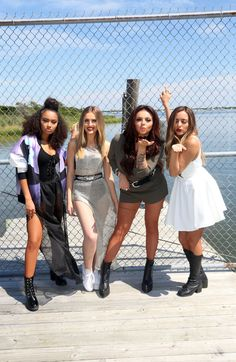 Little Mix , so beautiful , nice clothes and fashion