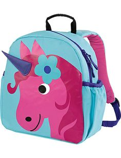 Sold out at Hanna Andersson, but Evie would LOVE it!! Preschool Backpack from #HannaAndersson.
