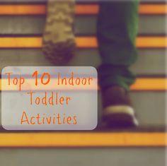 Wife Mommy Me: MTT :: Top 10 Indoor Toddler Activities