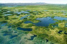 Mývatn's area, Iceland