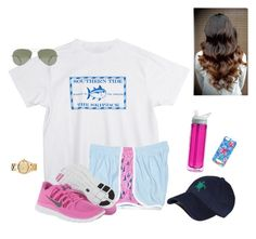 Untitled #492 by ava-lindsey on Polyvore featuring CO, NIKE, Marc by Marc Jacobs, Southern Tide, Ray-Ban and CamelBak