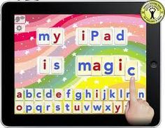 ipad apps for kids -- This is the best resource I've seen for the pre-K kindergarten set. Full Day Kindergarten, Kindergarten Classroom, Classroom Ideas, Kindergarten Centers, Literacy Centers, Classroom Activities, Teaching Technology, Educational Technology, Ipad Apps