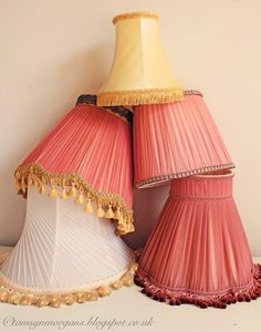#vintage lamp shades The Villa on Mount Pleasant