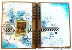 Created by Sannie for this weeks Simon Says Stamp Monday challenge (Stamp and Mists)