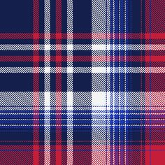 PlaidMaker # Make Print Wallpaper, Pattern Wallpaper, Textile Patterns, Clothing Patterns, Tartan, Scottish Dress, Pattern Sketch, Ticking Fabric, Home Of The Brave
