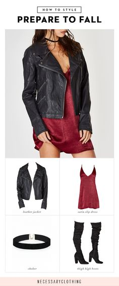 Get Ready for this Fall with the HOTTEST & MOST AFFORDABLY CHIC Looks! Shop Now: www.NecessaryClothing.com