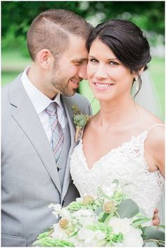 Groom nuzzling bride | Sarah Renee Studios | see more at http://fabyoubliss.com